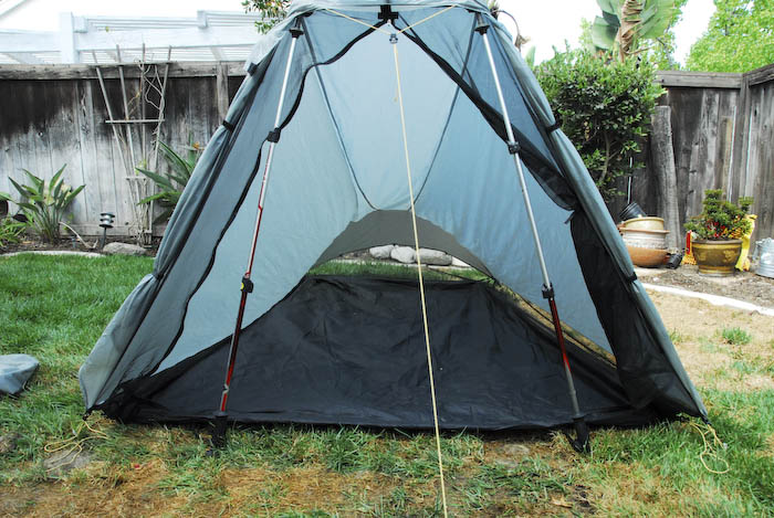 We liked not tripping over the tub or walls of the tent when entering and exiting. While the door was great the zipper left much to be desired. & Gear Review: Tarptent Squall 2 | Hike Now Work Later
