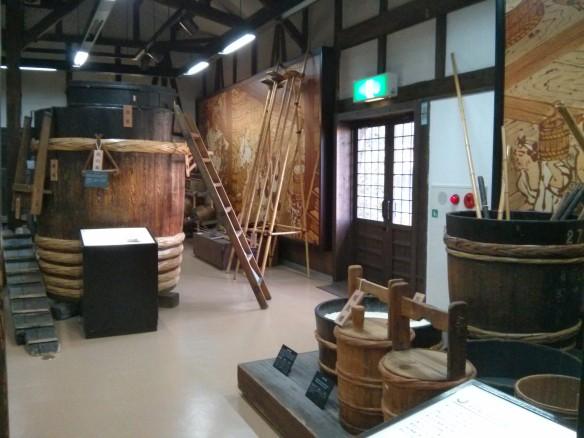 Gekkeikan Sakura Sake Museum