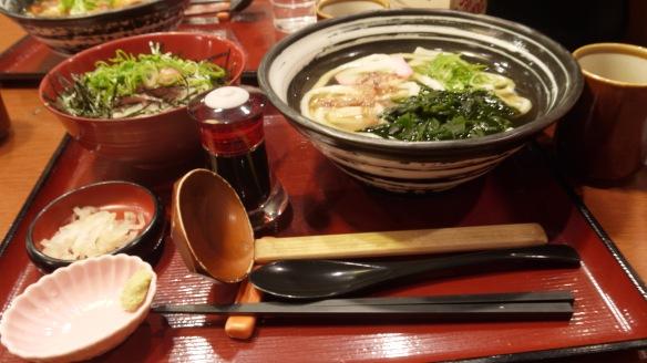 Udon, good eats