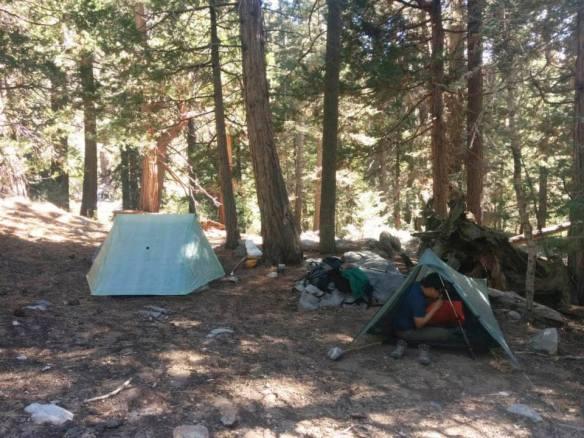 dobbs campsite