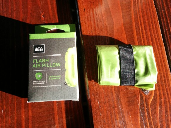REI Flash Air Pillow