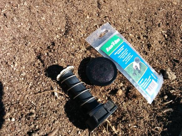 drip irrigation install