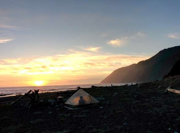 Hexamid Twin, Zpacks, Lost Coast