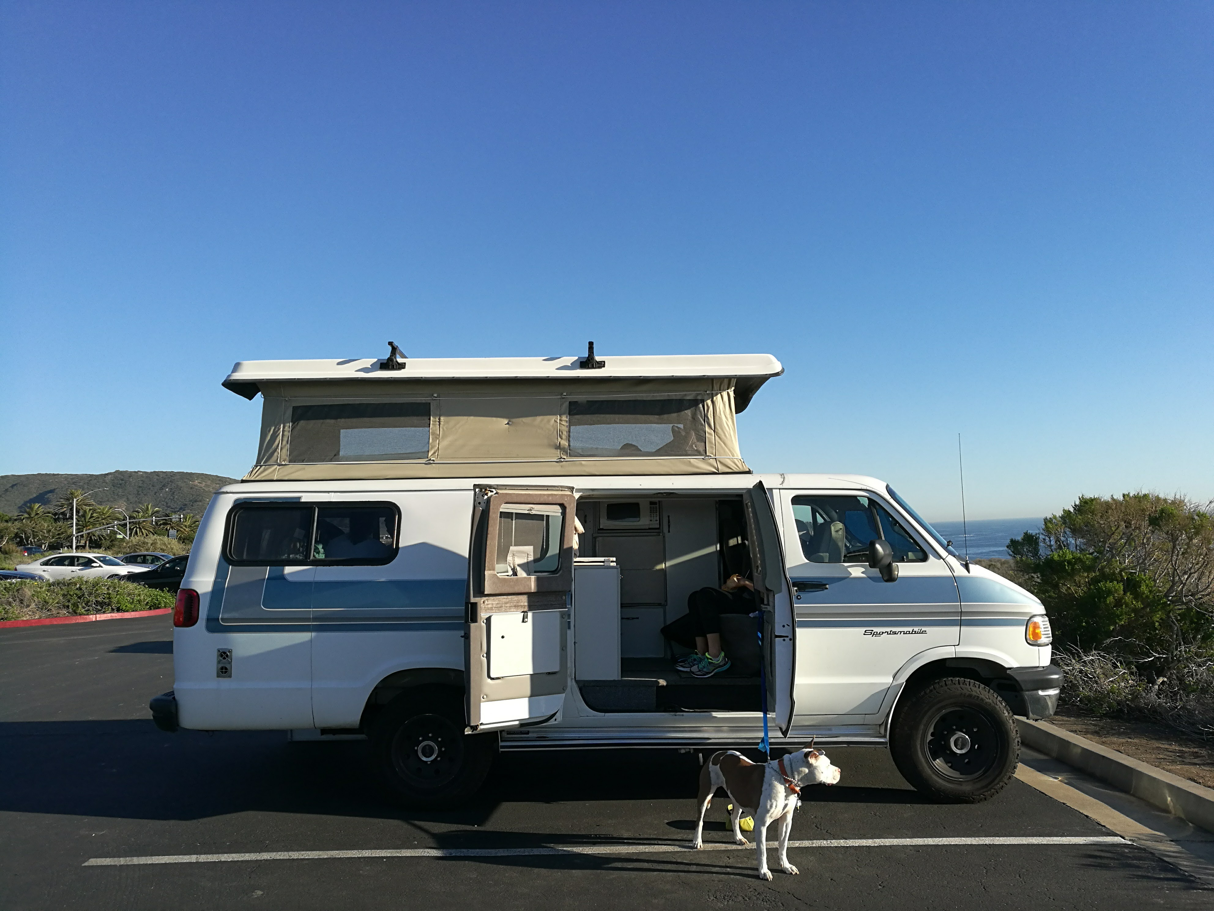 Our Camper Van Sportsmobile