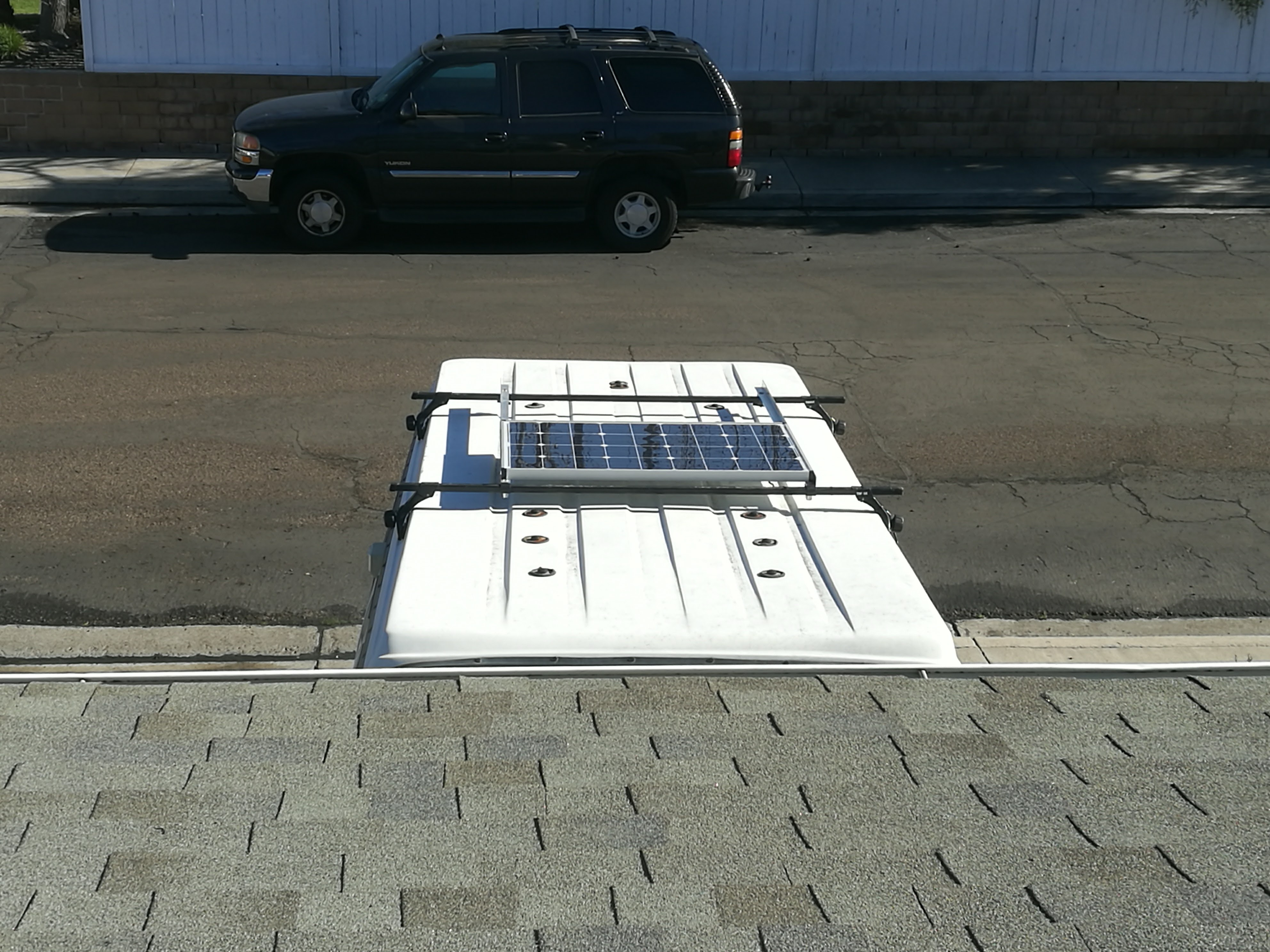 Zamp Solar Install Hike Now Work Later