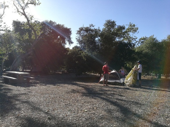 O'neill Regional Park Camp